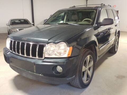 2006 Jeep Grand Cherokee for sale at MULTI GROUP AUTOMOTIVE in Doraville GA