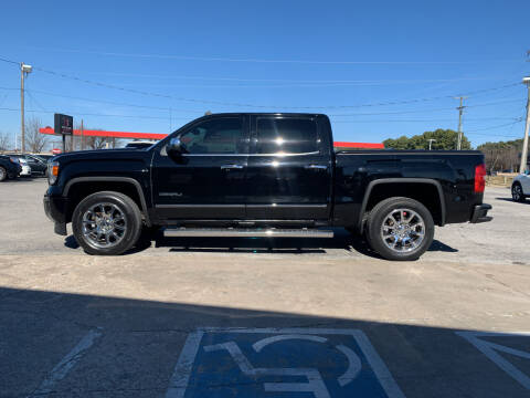 2014 GMC Sierra 1500 for sale at Smooth Solutions 2 LLC in Springdale AR
