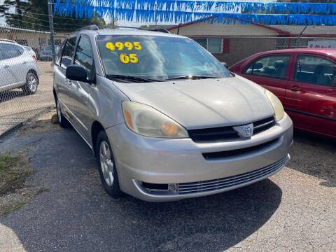2005 Toyota Sienna for sale at Port City Auto Sales in Baton Rouge LA