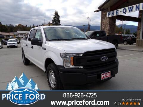 2020 Ford F-150 for sale at Price Ford Lincoln in Port Angeles WA