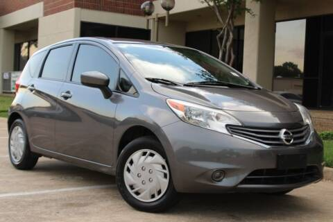 2016 Nissan Versa Note for sale at DFW Universal Auto in Dallas TX