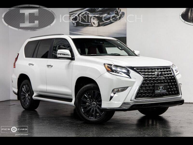 2020 Lexus GX 460 for sale at Iconic Coach in San Diego CA