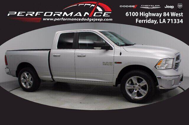 2016 RAM Ram Pickup 1500 for sale at Performance Dodge Chrysler Jeep in Ferriday LA