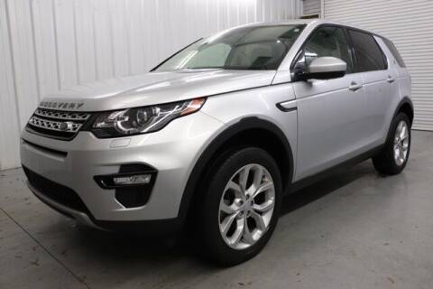 2016 Land Rover Discovery Sport for sale at JOE BULLARD USED CARS in Mobile AL