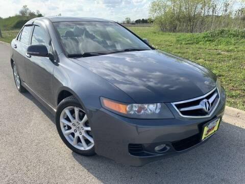 2006 Acura TSX for sale at Cj king of car loans/JJ's Best Auto Sales in Troy MI