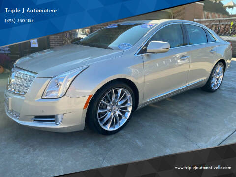 2013 Cadillac XTS for sale at Triple J Automotive in Erwin TN
