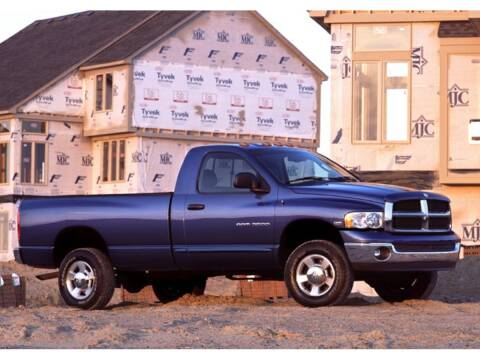 2004 Dodge Ram Pickup 3500 for sale at TTC AUTO OUTLET/TIM'S TRUCK CAPITAL & AUTO SALES INC ANNEX in Epsom NH