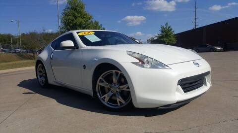 2009 Nissan 370Z for sale at A & A IMPORTS OF TN in Madison TN