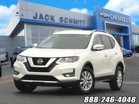 2018 Nissan Rogue for sale at Jack Schmitt Chevrolet Wood River in Wood River IL