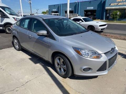 2014 Ford Focus for sale at Major Car Inc in Murray UT