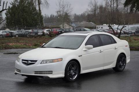 2005 Acura TL for sale at Skyline Motors Auto Sales in Tacoma WA