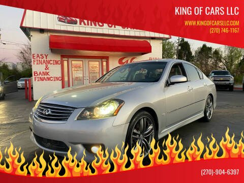 2008 Infiniti M45 for sale at King of Cars LLC in Bowling Green KY