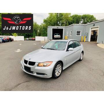 2007 BMW 3 Series for sale at J & J MOTORS in New Milford CT