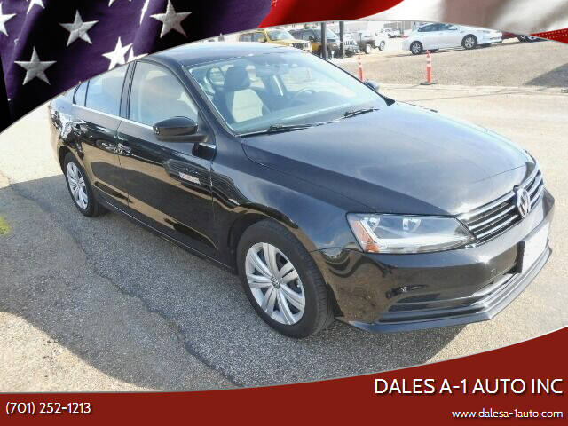 2017 Volkswagen Jetta for sale at Dales A-1 Auto Inc in Jamestown ND