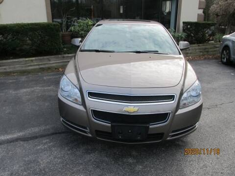 2010 Chevrolet Malibu for sale at Mid - Way Auto Sales INC in Montgomery NY
