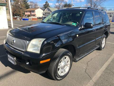 2005 Mercury Mountaineer for sale at EZ Auto Sales , Inc in Edison NJ