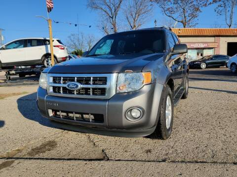 2010 Ford Escape for sale at Lamarina Auto Sales in Dearborn Heights MI