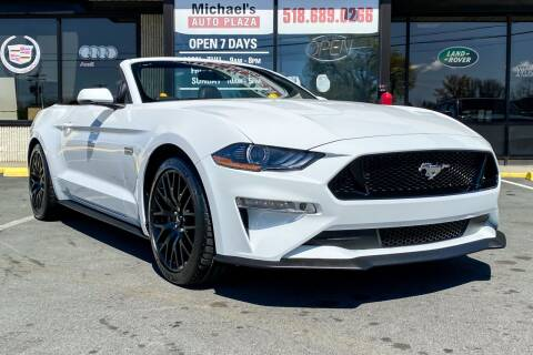 2020 Ford Mustang for sale at Michaels Auto Plaza in East Greenbush NY