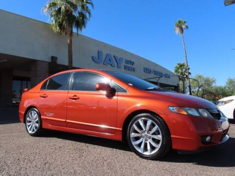 2009 Honda Civic for sale at Jay Auto Sales in Tucson AZ