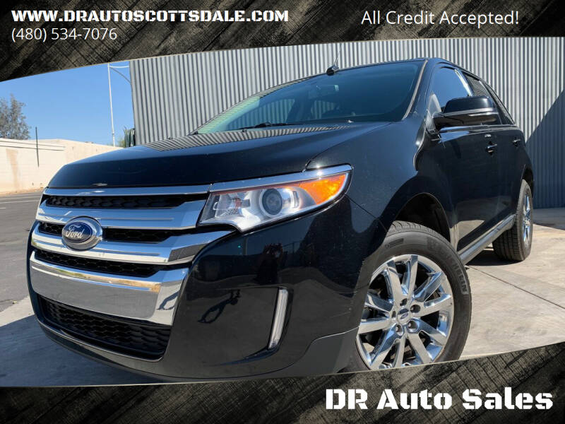 2014 Ford Edge for sale at DR Auto Sales in Scottsdale AZ