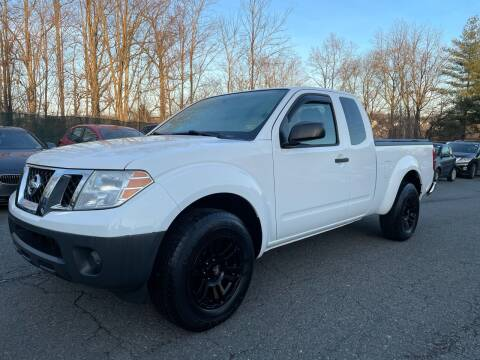 2010 Nissan Frontier for sale at Dream Auto Group in Dumfries VA