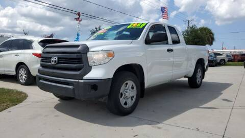 2015 Toyota Tundra for sale at GP Auto Connection Group in Haines City FL