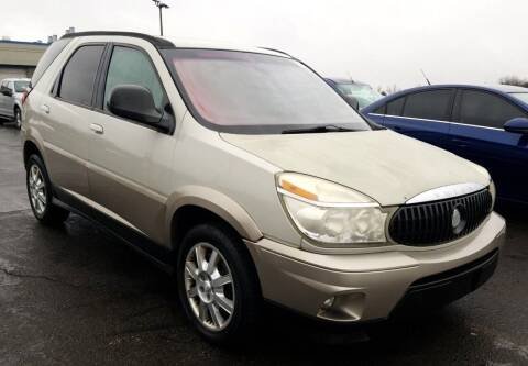 2005 Buick Rendezvous for sale at Angelo's Auto Sales in Lowellville OH