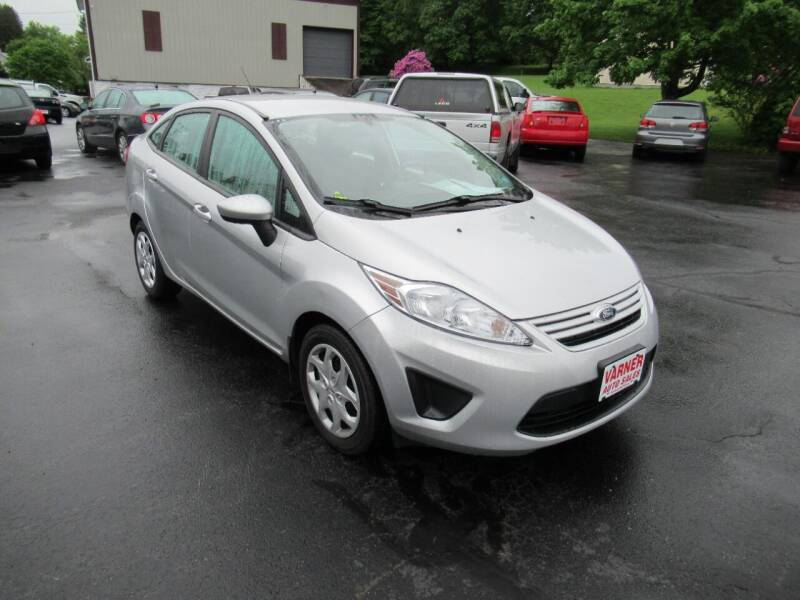 2013 Ford Fiesta for sale in Davidsville, PA