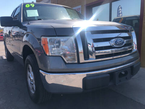 2009 Ford F-150 for sale at Sunday Car Company LLC in Phoenix AZ