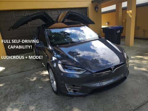 2016 Tesla Model X for sale at Monaco Motor Group in Orlando FL