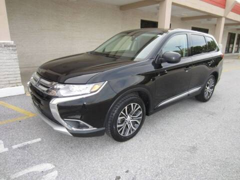 2017 Mitsubishi Outlander for sale at PRIME AUTOS OF HAGERSTOWN in Hagerstown MD