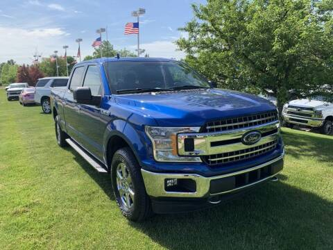 2018 Ford F-150 for sale at Ganley Chevy of Aurora in Aurora OH