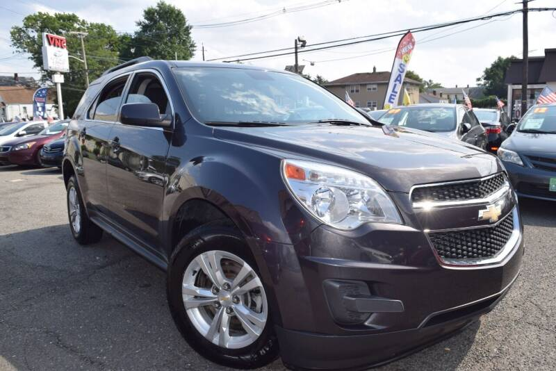 2014 Chevrolet Equinox for sale at VNC Inc in Paterson NJ