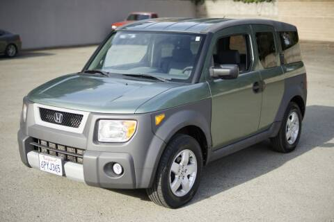2004 Honda Element for sale at Sports Plus Motor Group LLC in Sunnyvale CA