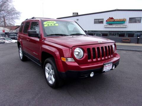 2016 Jeep Patriot for sale at Dorman's Auto Center inc. in Pawtucket RI