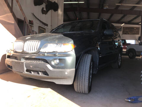 2006 BMW X5 for sale at PYRAMID MOTORS - Pueblo Lot in Pueblo CO