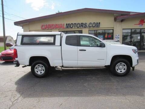 2018 Chevrolet Colorado for sale at Cardinal Motors in Fairfield OH