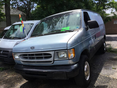 1998 Ford E-250 for sale at Drive Deleon in Yonkers NY