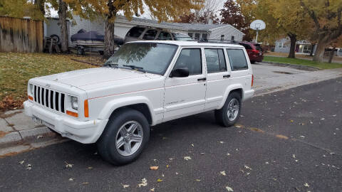 2001 Jeep Cherokee for sale at West Richland Car Sales in West Richland WA