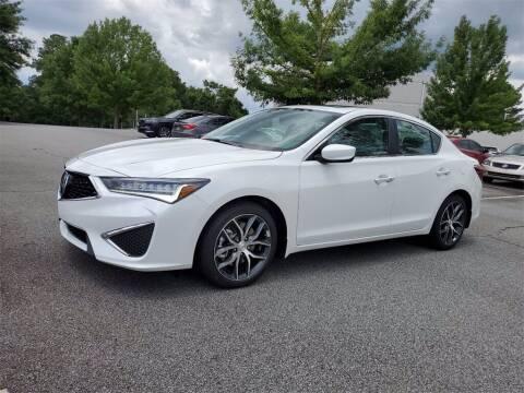 2021 Acura ILX for sale at Southern Auto Solutions - Acura Carland in Marietta GA