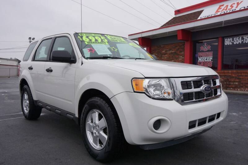 2011 Ford Escape for sale at Premium Motors in Louisville KY