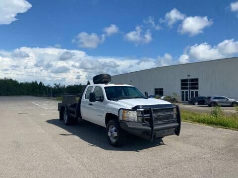 2009 Chevrolet Silverado 3500HD CC for sale at Prestige Auto of South Florida in North Port FL