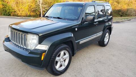 2011 Jeep Liberty for sale at Houston Auto Preowned in Houston TX