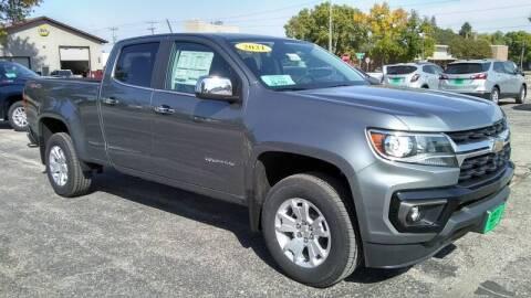 2021 Chevrolet Colorado for sale at Unzen Motors in Milbank SD