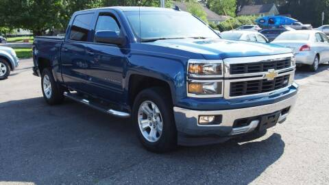 2015 Chevrolet Silverado 1500 for sale at Just In Time Auto in Endicott NY