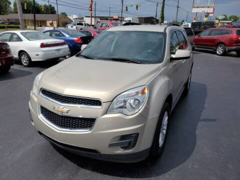 2011 Chevrolet Equinox for sale at Rucker's Auto Sales Inc. in Nashville TN