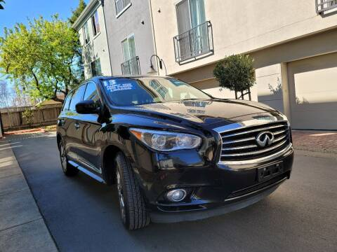 2013 Infiniti JX35 for sale at Bay Auto Exchange in San Jose CA