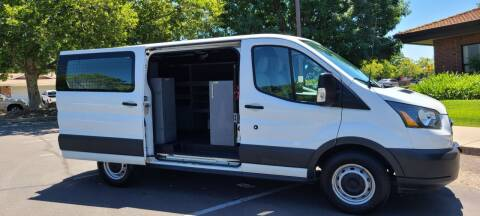 2016 Ford Transit Cargo for sale at Cars R Us in Rocklin CA