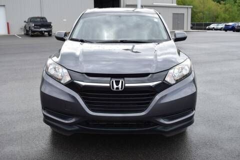 2016 Honda HR-V for sale at Cj king of car loans/JJ's Best Auto Sales in Troy MI
