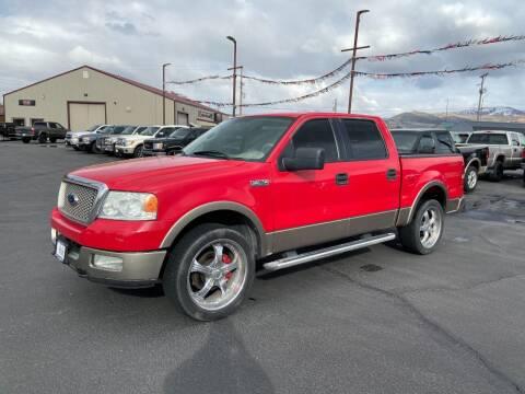 2005 Ford F-150 for sale at Auto Image Auto Sales in Pocatello ID